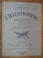 L´illustration  (N° 3716  -  16 Mai 1914)   72° Année - Livres, BD, Revues