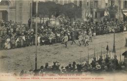 SAINT DIE REVUE DU 28 MAI 1919 LE MARECHAL PETAIN ET LES GENERAUX - Saint Die