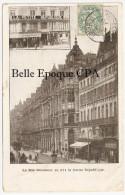 75 - PARIS 02 - La Rue Réaumur, Au 111 La PETITE RÉPUBLIQUE +++++++ 1906 - Arrondissement: 02