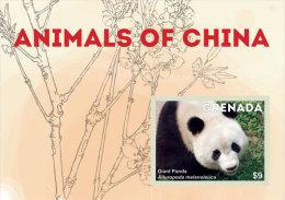 GRENADA  3949 ; IGPC 1342 S  ; MINT N.H STAMPS ( ANIMALS OF CHINA ; PANDA - Grenada (1974-...)