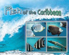 GRENADA ;3979; IGPC 1405 SH  ; MINT N.H STAMPS ( FISH - Grenada (1974-...)