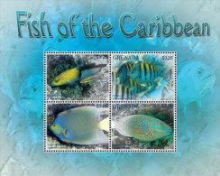 GRENADA ; 3978; IGPC 1406 SH  ; MINT N.H STAMPS ( FISH - Grenada (1974-...)
