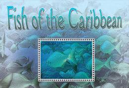 GRENADA ; 3980 ; IGPC 1405 S  ; MINT N.H STAMPS ( FISH - Grenada (1974-...)
