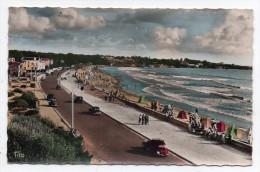 Cpsm 17 - Corniche De Royan à Saint-Georges-de-Didonne - La Plage De Vallières - Saint-Georges-de-Didonne