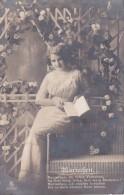 AK Mariechen - Mariechen, Du Süßes Viehchen... - 1912 (7533) - Paare