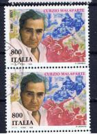 I+ Italien 1998 Mi 2550 Curzio Malaparte - 6. 1946-.. Republic