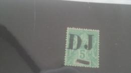 LOT 215449 TIMBRE DE COLONIE COTE DE SOMALIS NEUF* N�1 VALEUR 210 EUROS
