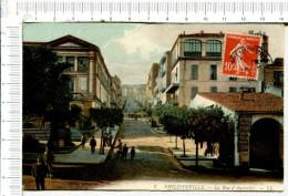 PHILIPPEVILLE  -  La Rue D  AUTERLITZ - Autres Villes