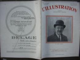 L'ILLUSTRATION 4540 A. TARDIEU/ MADRID/ MONTMARTRE/ SHAH PERSE/ ROUEN / VINCENNES/  8 MARS 1930 - Journaux - Quotidiens