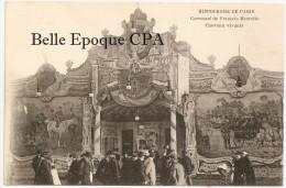75 - PARIS 16 - AUTEUIL - Hippodrome De Paris - Carrousel De François Henrotte - Chevaux Vivants +++ - Arrondissement: 16