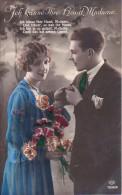 AK Ich Küsse Ihre Hand Madame - 1929 (7557) - Paare