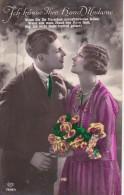 AK Ich Küsse Ihre Hand Madame - 1929 (7558) - Paare