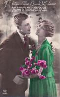 AK Ich Küsse Ihre Hand Madame - 1929 (7559) - Paare