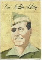 445-*SPAIN CIVIL WAR*10 UNCUT COUPONS*GUERRA CIVIL ESPA�OLA*ELCHE, ALICANTE 1940*JOS� MILL�N ASTREY*