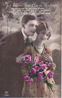 AK Ich Küsse Ihre Hand Madame - 1920/30 (7560) - Paare