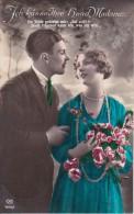 AK Ich Küsse Ihre Hand Madame - 1929 (7561) - Paare