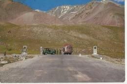 82046 DARA E KHANJRAB AT SILK ROAD FROM PAKISTAN TO CHINA - Pakistan