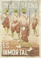 452-*SPAIN CIVIL WAR*10 UNCUT COUPONS*GUERRA CIVIL ESPA�OLA*T�JOLA, ALMER�A 1939*ESPA�A INMORTAL*