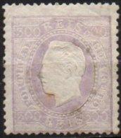 PORTUGAL - 300 R. De 1870-80 Neuf Dentelé 13.5 - 1862-1884 : D.Luiz I