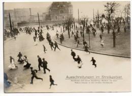 28567  -  Dortmund  Ausschreitungen  Im  Streikgebiet -   Photo  17,5  X  12,5 - Dortmund