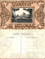 Date Histoire Belgique 1914-15 - Souvenir Namur La Gare (gaufrée Embossed - Belgique