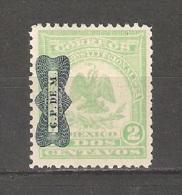 Mexico 1916,2c,Perf.12,Sc 567,VF MLH* - Mexico