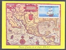 MEXICO  C 620  **   MAP - Mexico