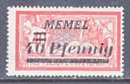 Memel  67  * - Memel (1920-1924)