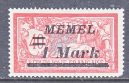 Memel  69  * - Unused Stamps