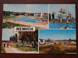 REMICH Les Piscines / Camping / Golf Miniature - Anno 1975 ( Zie/voir Foto Voor Details ) !! - Remich