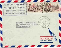 Lettre De Saint Denis - Isola Di Rèunion (1852-1975)