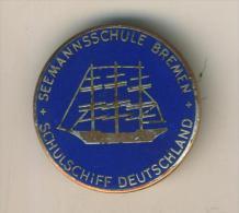 Seemannsschule Bremen -- Schulschiff Deutschland   (37379) - BRD