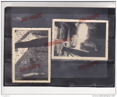 Au Plus Rapide Photo Chantiers De Jeunesse PC Groupement V Octobre 1940 Alentours Le Bousquet D´Orb * - Guerre, Militaire