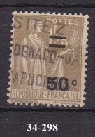 FRANCE N° 298 OBLITERE - Usati