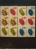 FRANCE PREOBLITERES 236/239 ** 2 Séries - Préoblitérés