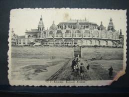 CP. 1145. Ostende. Kursaal - Oostende