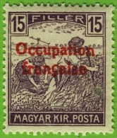 Voyo ARAD (HUNGARY) 1919 Y#9 * MH - Neufs