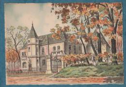 08 - SEDAN - Le Château De Bellevue - Non écrite -2 Scans-10.5 X 15- - Sedan