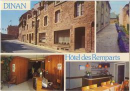 22 DINAN HOTEL DES REMPARTS JOCELYNE DAVOUST - Dinan