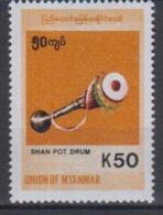 MYANMAR    1999     N°   255       COTE     50 € 00         ( D 57 ) - Myanmar (Burma 1948-...)