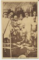 Vieux Tisserand Indigene Sierra Leone Homme Et Enfants Nus Edition Spiritus - Sierra Leone