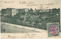 The Palace Khartoum Edit  Venieris Bergamo Italy Used Ed Duem To Cairo - Sudan