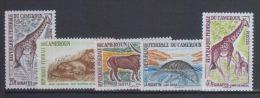 CAMEROUN    1962                  N°   350 / 353      COTE     16 € 25         ( D 69 ) - Kameroen (1960-...)