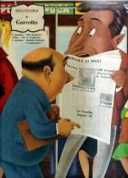 """9 Immagine Comiche E Caricaturali Di Garretto Ecc. Tratte Da """"Epoca"""" - Anni ´50 - Non Classificati"""