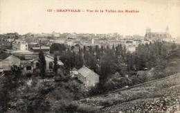 CPA  -  GRANVILLE  (50)    Vue De La Vallée Des Moulins - Granville