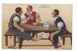9978 -  De Viert Bur  Le Quatrième Bour - Playing Cards