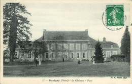 59 BUSIGNY  Le Château - Le Parc - France