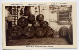 Espagne-JEREZ DE LA FRONTERA - Pedro DOMECQ - Vinos Conac Y Grand Vin-Rincon De La Bodega De Vinos Viejisimos   éd HMS - Espagne
