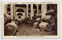 Espagne-JEREZ DE LA FRONTERA - Pedro DOMECQ - Vinos Conac Y Grand Vin-Vista Al Rincon Vinos Viejisimos éd HMS - Espagne