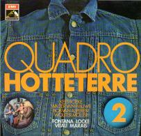 * LP *  QUADRO HOTTETERRE 2 - Klassiekers